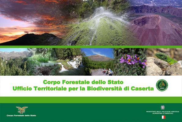 Segnaletica Corpo Forestale dello Stato
