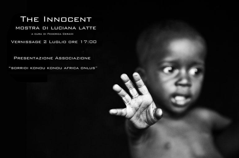 The Innocent – Mostra di Luciana Latte al PAN