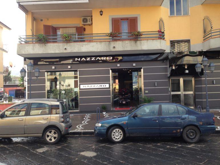 Nazzaro – Insegne a led e plex termopiegati
