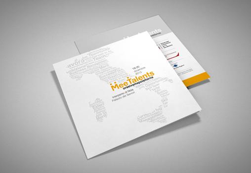 MeeTalents – Immagine coordinata e stampa