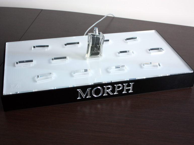 Espositori profumi Morph