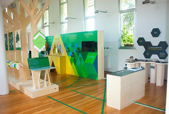 Agenzia Forestas – Museo multimediale Limbara