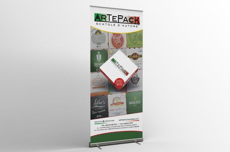 Artepack – Rollup