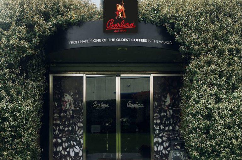 Barbera Caffè – Show Room