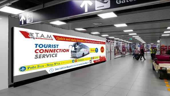 TAM bus – Campagna pubblicitaria