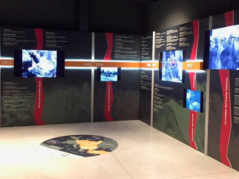 Museo Memoriale Veneto Grande Guerra – Montebelluna (TV)