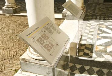 Segnaletica di orientamento – Certosa di San Martino (NA)