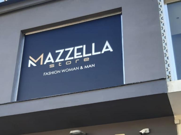 Insegne punto vendita MAZZELLA Store